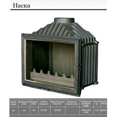 Горивна камера за камина Наска - суха, 13 кW