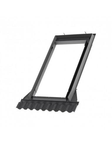 Алуминиева обшивка за покривен прозорец Велукс 114x118 см