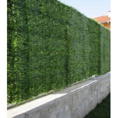 Изкуствено озеленяване за ограда, 1,5х3,0 м