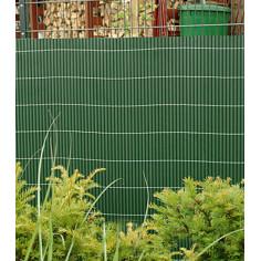 Визуална защита, 0,9х3 м, зелена