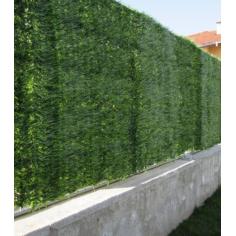 Изкуствено озеленяване за ограда, модел бор, 1,8х3,0 м