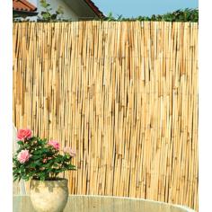 Визуална защитаl, 0,9х3,0 м, планински бамбук