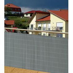 Визуална защитаl, 0,9х3,0 м, сива
