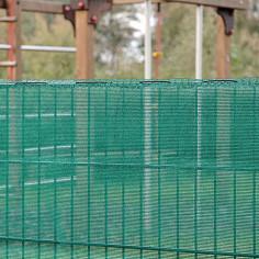 Визуална защитаl, 1,5х5 м, зелена