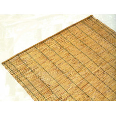 Покривало за огради, тип бамбук