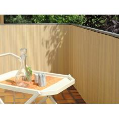 Визуална защита 1,8х3,0 м, визия бамбук