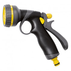 Мултифункционален пистолет за поливане, 8 струи