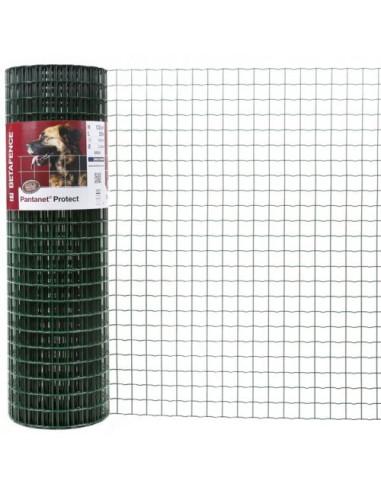 Телена мрежа - 1,52х25 м, зелена