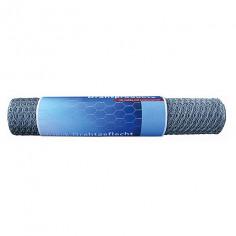 Телена мрежа - шестоъгълна, растер 25 мм, 10х0,5 м