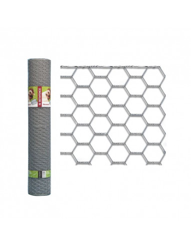 Рабицова плетена мрежа - 1,5х50 м