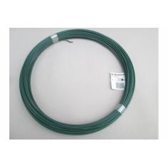 Тел за опъване - привързване, PVC покритие, 100 м