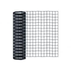 Телена мрежа - 1х20 м, антрацит
