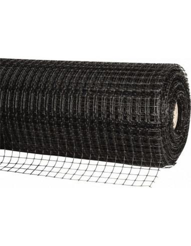 Универсална PVC мрежа - 1х10 м, чернa