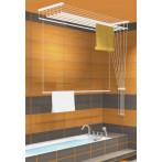 Простор за таван монтиран в баня - 120 см