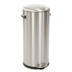 "Кош за отпадъци с педал  ""BELLE DELUXE""- 30 литра - мат EKO"