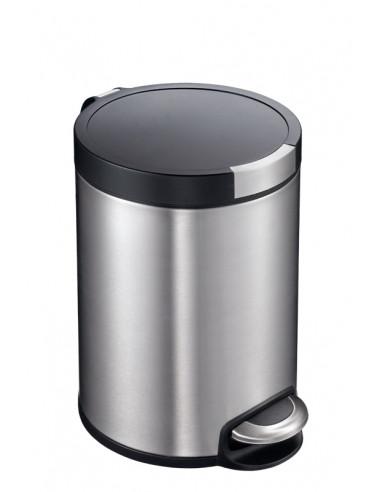 """Кош за отпадъци с педал """"ARTISTIC"""" - 5 литра - мат EKO"""