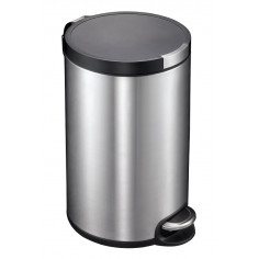 """Кош за отпадъци с педал """"ARTISTIC"""" - 20 литра - мат EKO"""