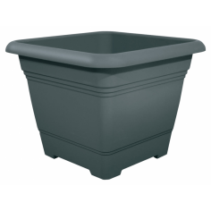 Imagén: Саксия Nora - 40 см, антрацит