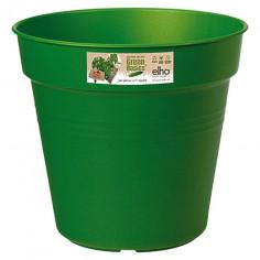 Саксия за цветя, 30x27,6 см, зелена