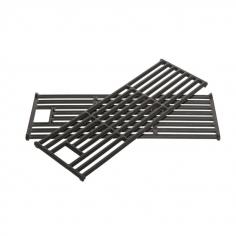 Чугунени скари за грил - 15,7x43,8x1,5 см, 2 броя