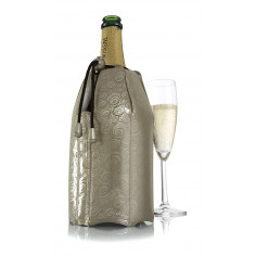 "Охладител за бутилки ""PLATINUM"" - с пристягане - Vacu Vin"
