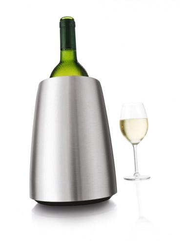 """Стоманен охладител за бутилки  """"ELEGANT"""" - Vacu Vin"""