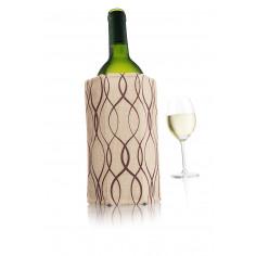 """Охладител за бутилки """"LINEN"""" - Vacu Vin"""