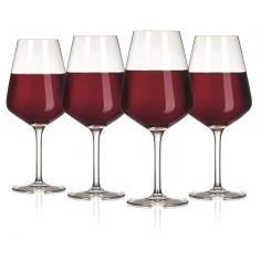 "Сет чаши за червено вино ""The Wine Show"" - 4 бр. - Vacu Vin"