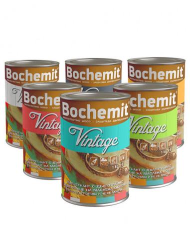 Маслено - алкиден импрегнант - праскова 1 кг, Бохемит Vintage