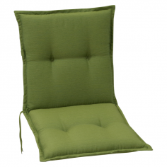 Възглавница висока зелена, 95x48x8 см