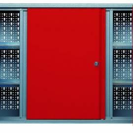 Стенен шкаф метален - 120 x 60 x 19 см
