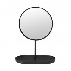 Козметично огледало MODO - цвят черен - BLOMUS