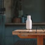 """Двустенна термо бутилка с вакуумна изолация """"URBAN"""" - 460 мл - цвят черен - ASOBU"""