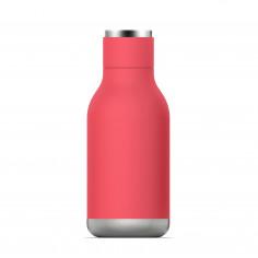 """Двустенна термо бутилка с вакуумна изолация """"URBAN"""" - 460 мл - цвят праскова - ASOBU"""