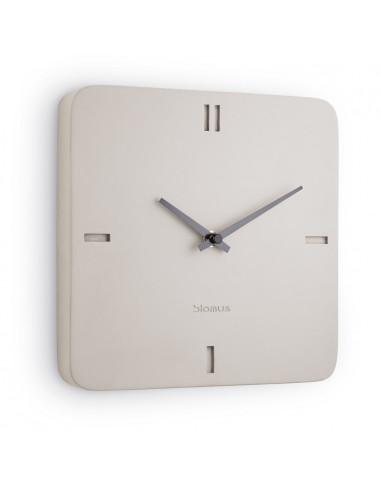 """Стенен часовник """"EPOCA"""" - цвят мръсно бяло - Blomus"""