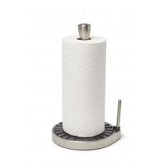 """Imagén: Стойка за кухненска хартия """"Spin Click N Tear"""" - цвят черен/никел - Umbra hk limited"""