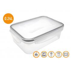 Херметическа кутия за храна - 240 мл - Vin bouquet