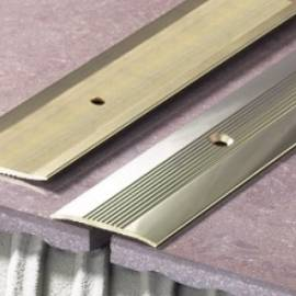 Преходна лайсна AL/LPOR -CO-18 (сребро) 1,8 м, 38 mm