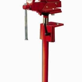 Менгеме 125 мм с регулиране на челюстите