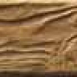 Декоративна дъска - 260 x 11 x 3,3 см, светъл орех