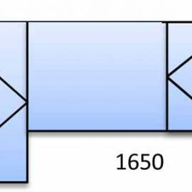 PVC прозорци и врата - 5 камерна цветна