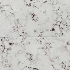 Декоративен панел мрамор Бианконе - 120 x 40 x 3,3 см