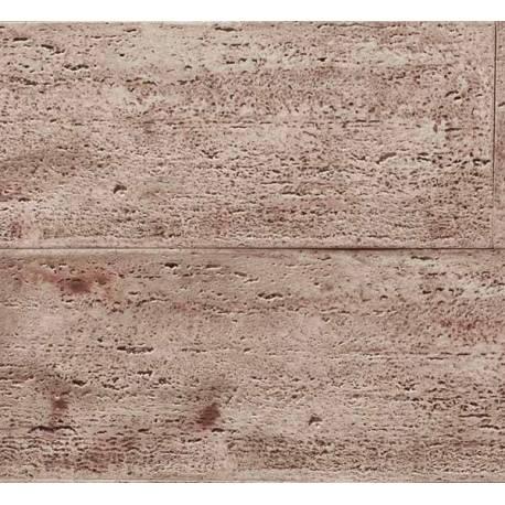 Декоративен панел мрамор Травертин - 120 x 40 x 3,3 см