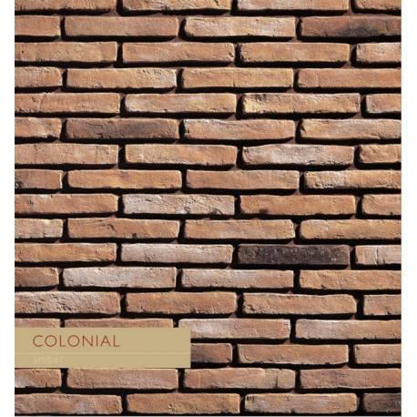 Облицовъчни тухлички Amber - серия COLONIAL