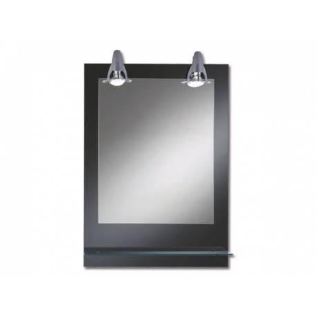 Огледало с осветление