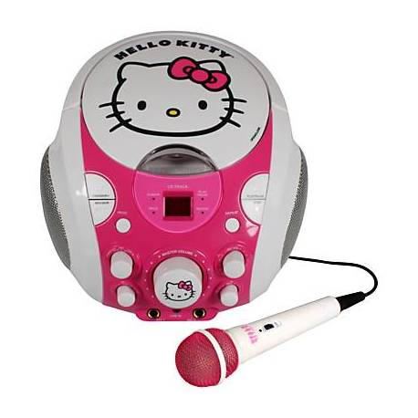 Hello Kitty караоке