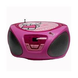 Hello Kitty CD player