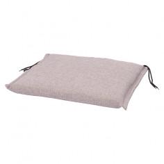 Възглавница за сядане - Сива, 45x48x5 cм