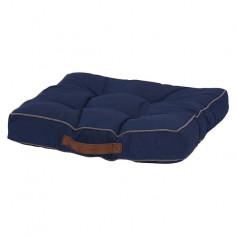 Възглавница - Синя, 50x50x8,5 cм