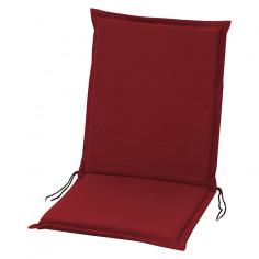 Възглавница за стол  - Бордо, 100x45x4 cм